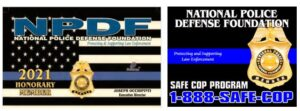 2 Honorary Member Cards & 2 Decals Image
