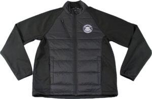 NPDF Hybrid Soft Shell Jacket (Black) Image