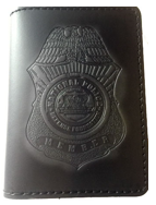 $40 NPDF Leather Wallet