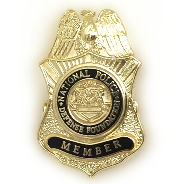 Wallet Badge Pin Image