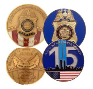 Challenge Coin Collection (3 Coins) Image