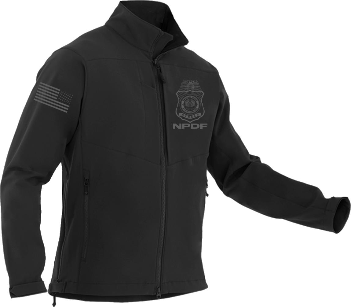 NPDF Tactical Softshell Jacket Image