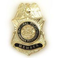 Wallet Badge Pin