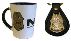 NPDF Ceramic Mug and Key chain Image